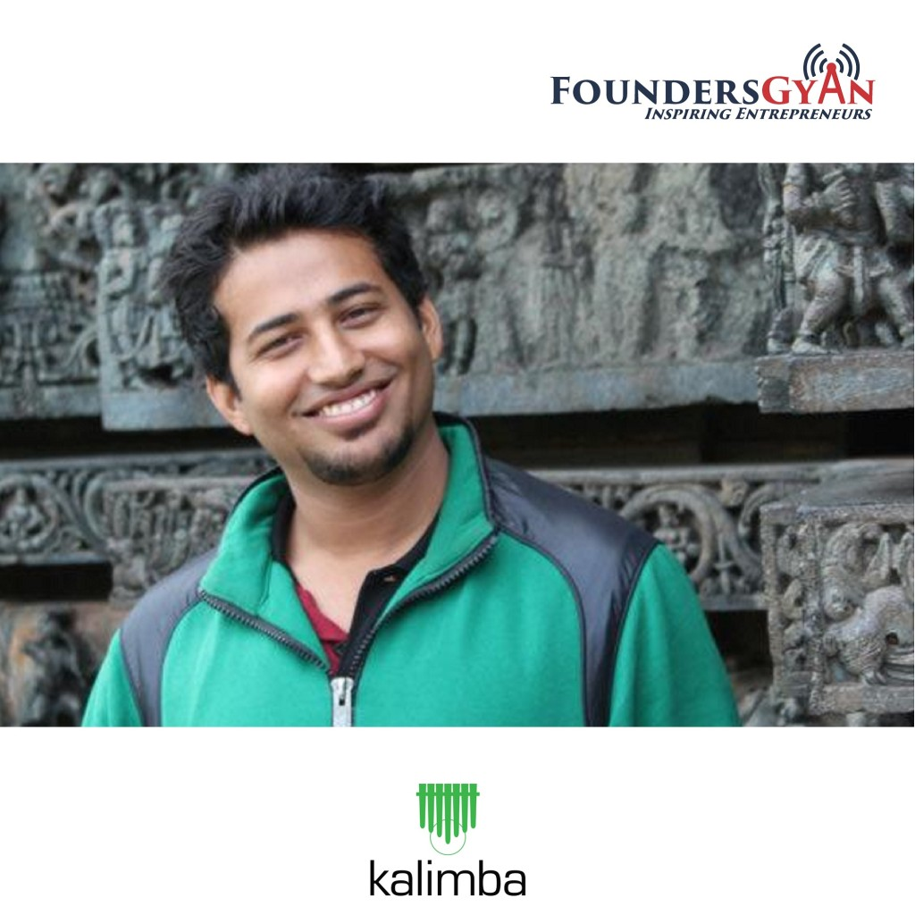 Ambarish Kumar, CTO of Kalimba Radio, bringing on-demand Zambian music