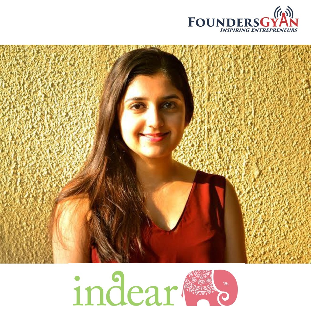 Sanna Vohra, founder of Indear.in, putting the fun back into wedding planning!