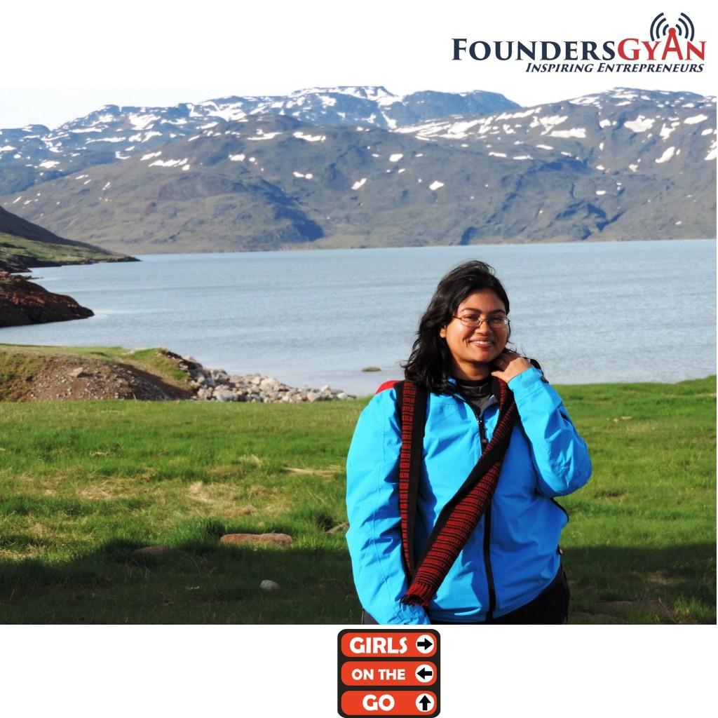 Piya Bose, founder of Girls On The Go Club, empowers women travelers!