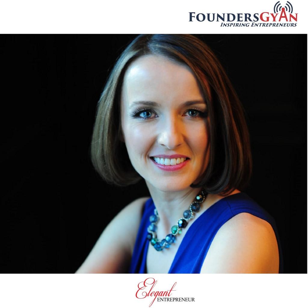 Danieele Tate, founder of MissNowMrs, platform for online name change