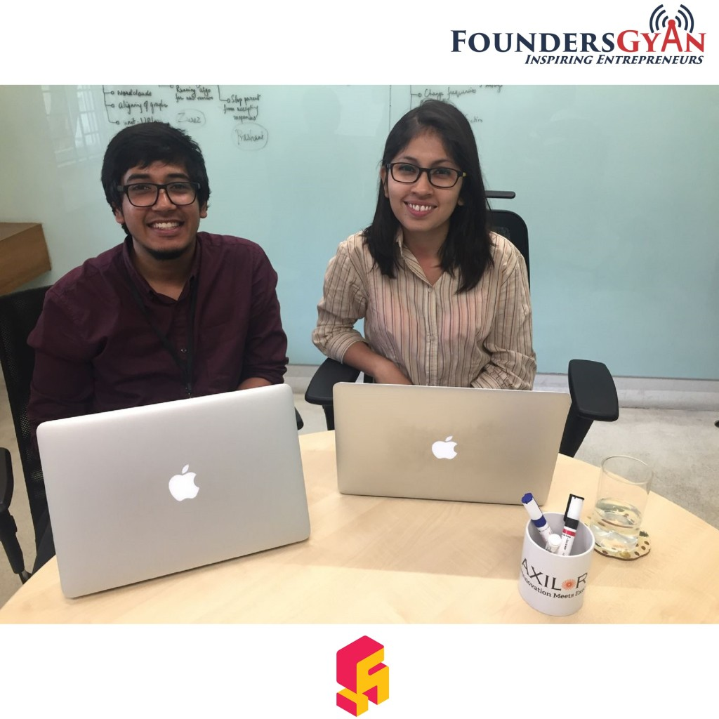Madhulika and Tushar, founders of Survaider, helps decode textual reviews