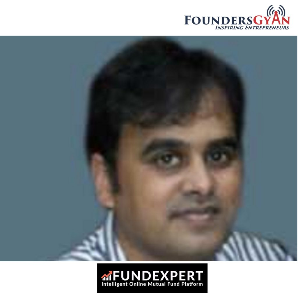 Amit Sharda, founder of FundExpert, makes investing simple in Indian mutual funds