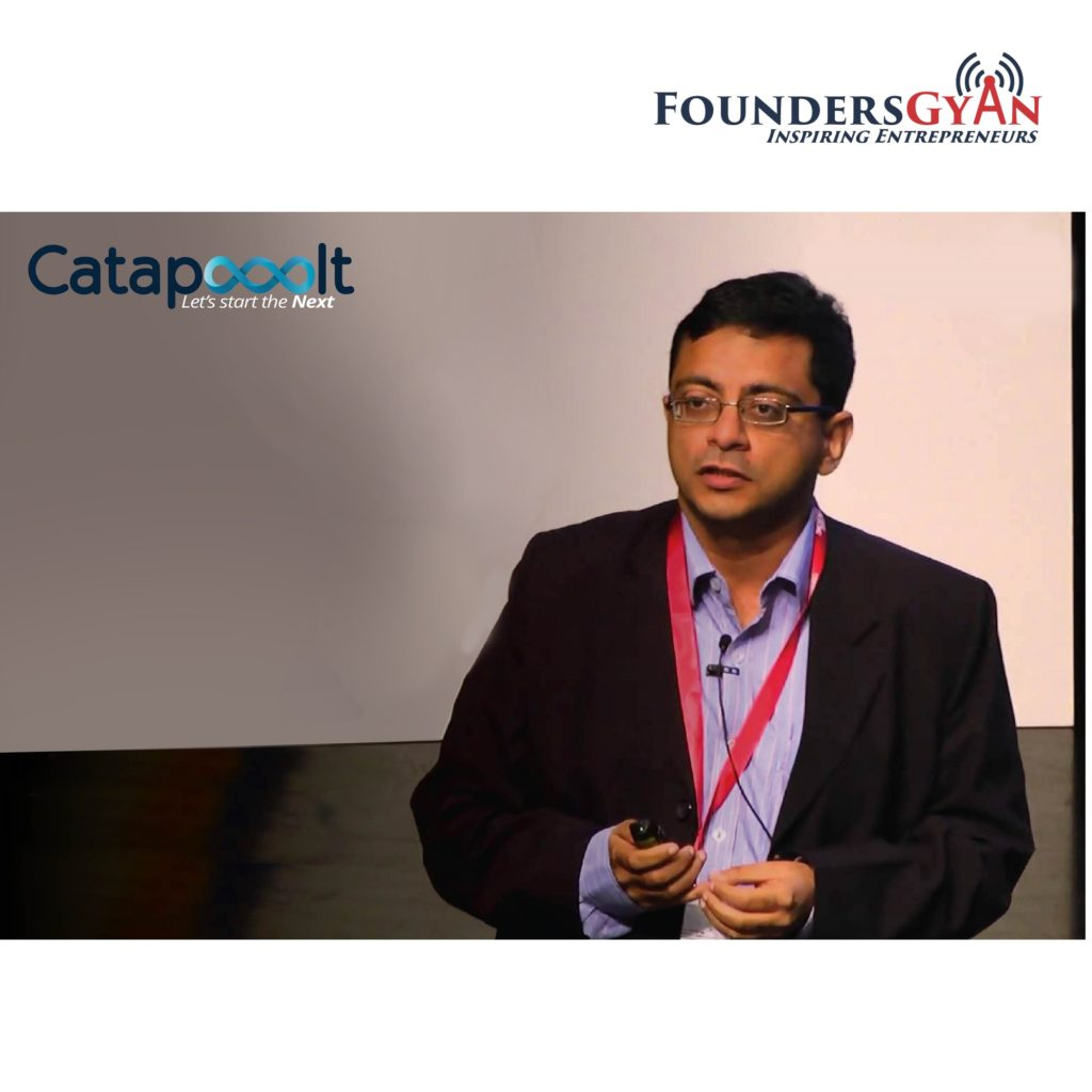 Crowdfunding for startups with Catapooolt founder Satish Kataria