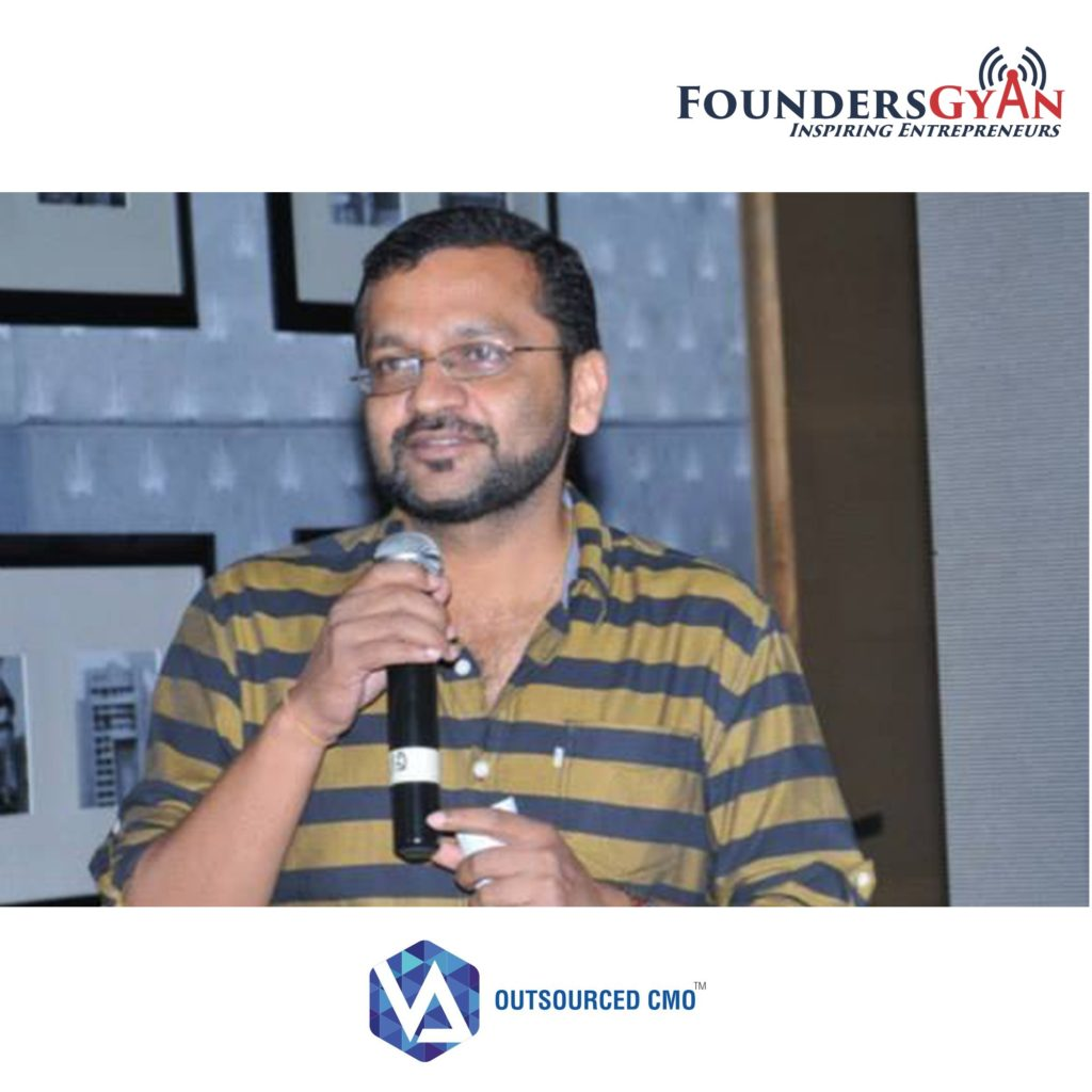 Outsourcing non core functions for startups with Vineet Arya