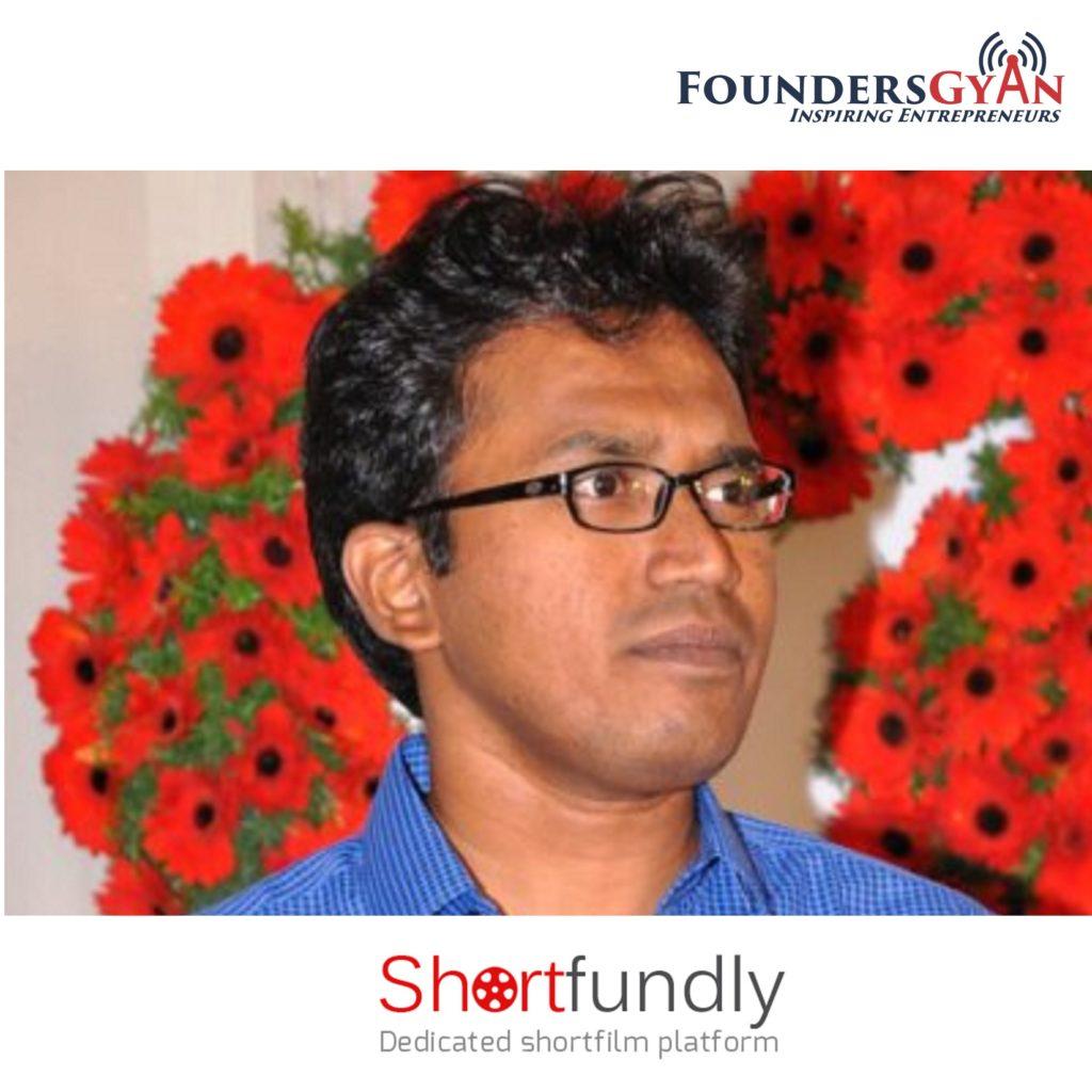 Video advertising for startups with Shortfundly founder Selvam