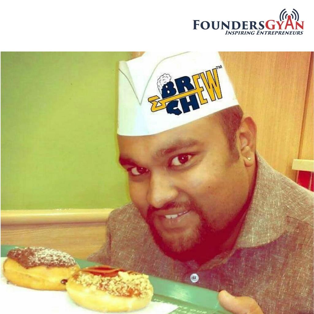 Jayanth Dev, Brew & Chew, Bengaluru's best food blog