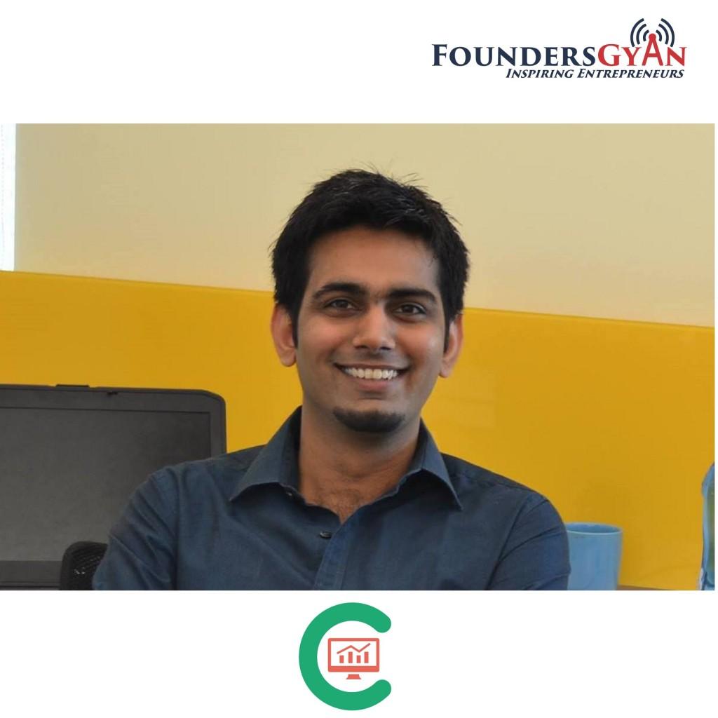 Amar Parkash, founder of CustTap, platform that helps local stores