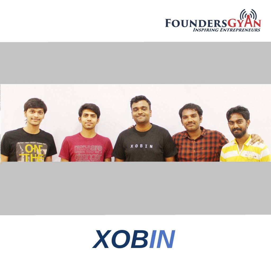 Team at Xobin, platform that makes startup tech hiring simple!