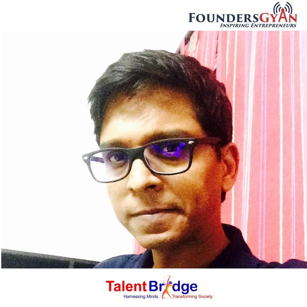 Sandip Yuwanati, founder of TalentBridge, revolutionizing cloud based training and assesment
