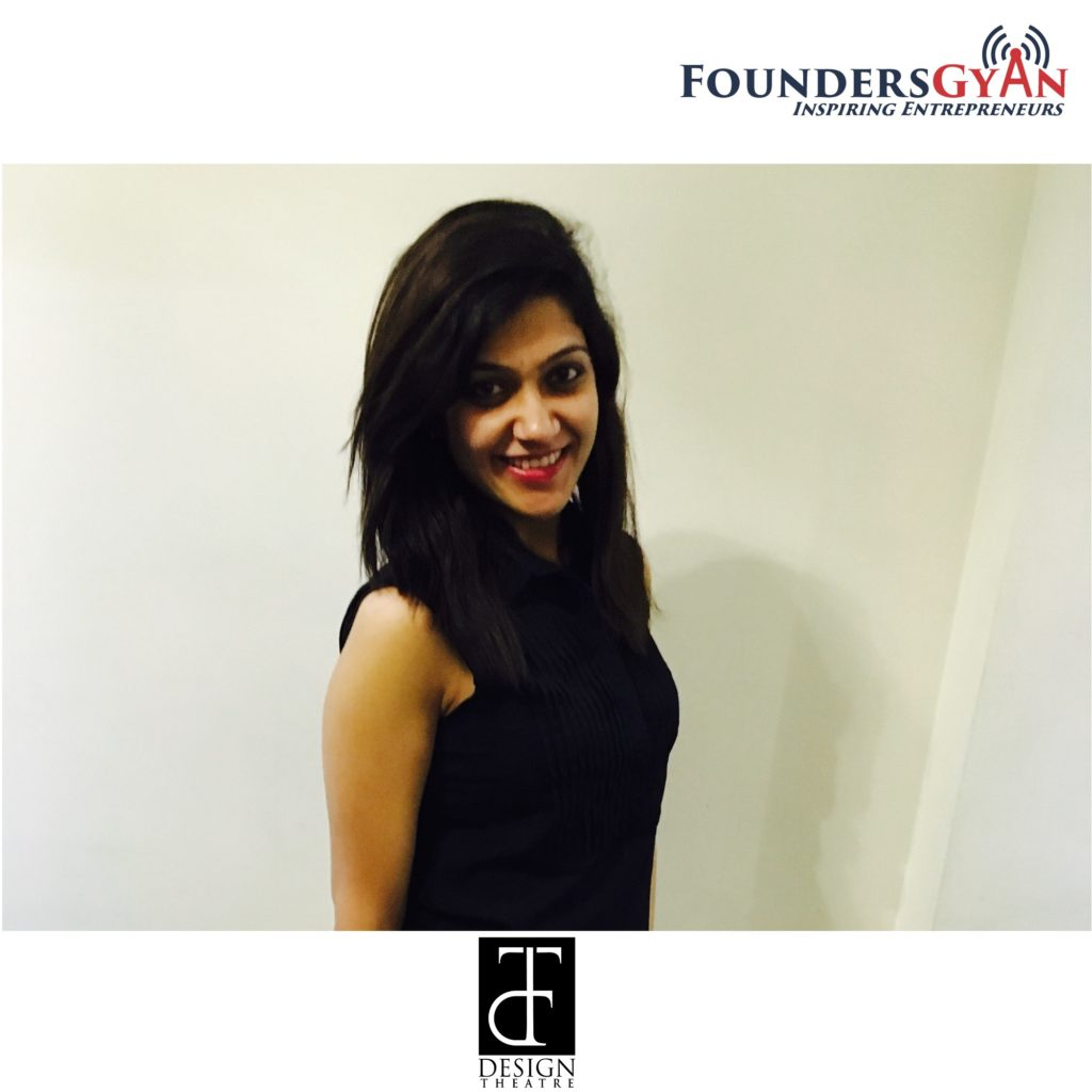 Trividha Gotewala, founder of DesignTheatre, helps designers showcase fashion!
