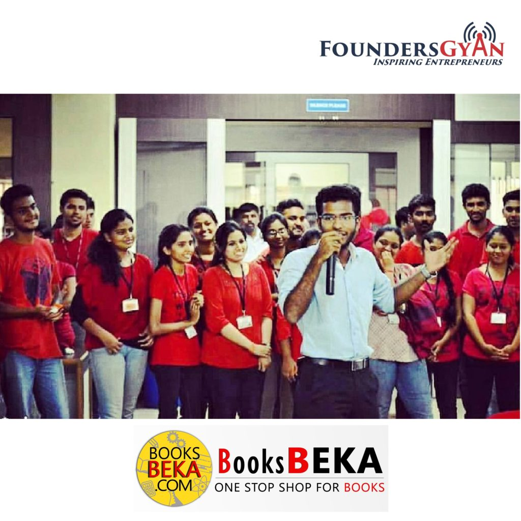 BooksBeka founder Kaushik on sourcing difficult items
