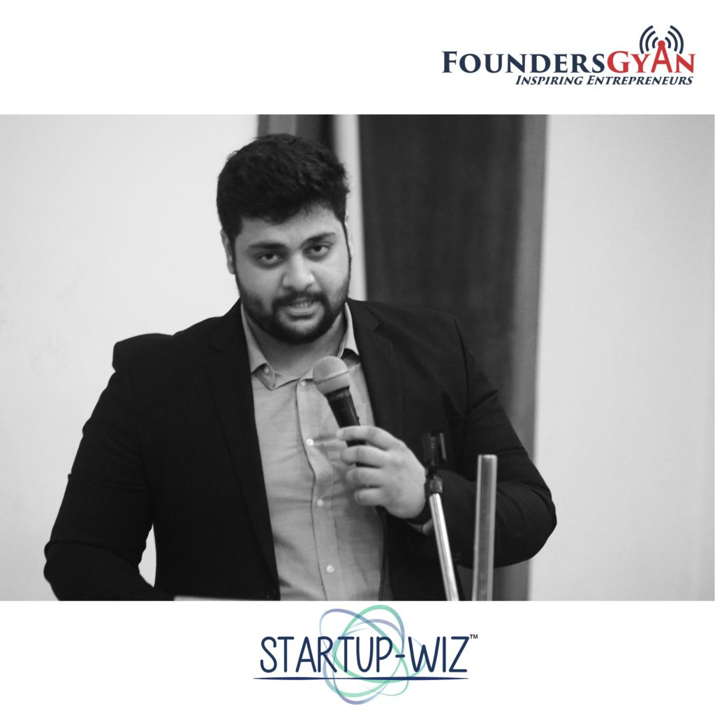 Aditya Lalwani, founder of Startupwiz on Overcoming early entrepreneurial struggles!