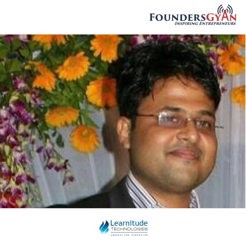 Sustainable Entrepreneurship with Learntitude Founder Saswat Kumar Panda