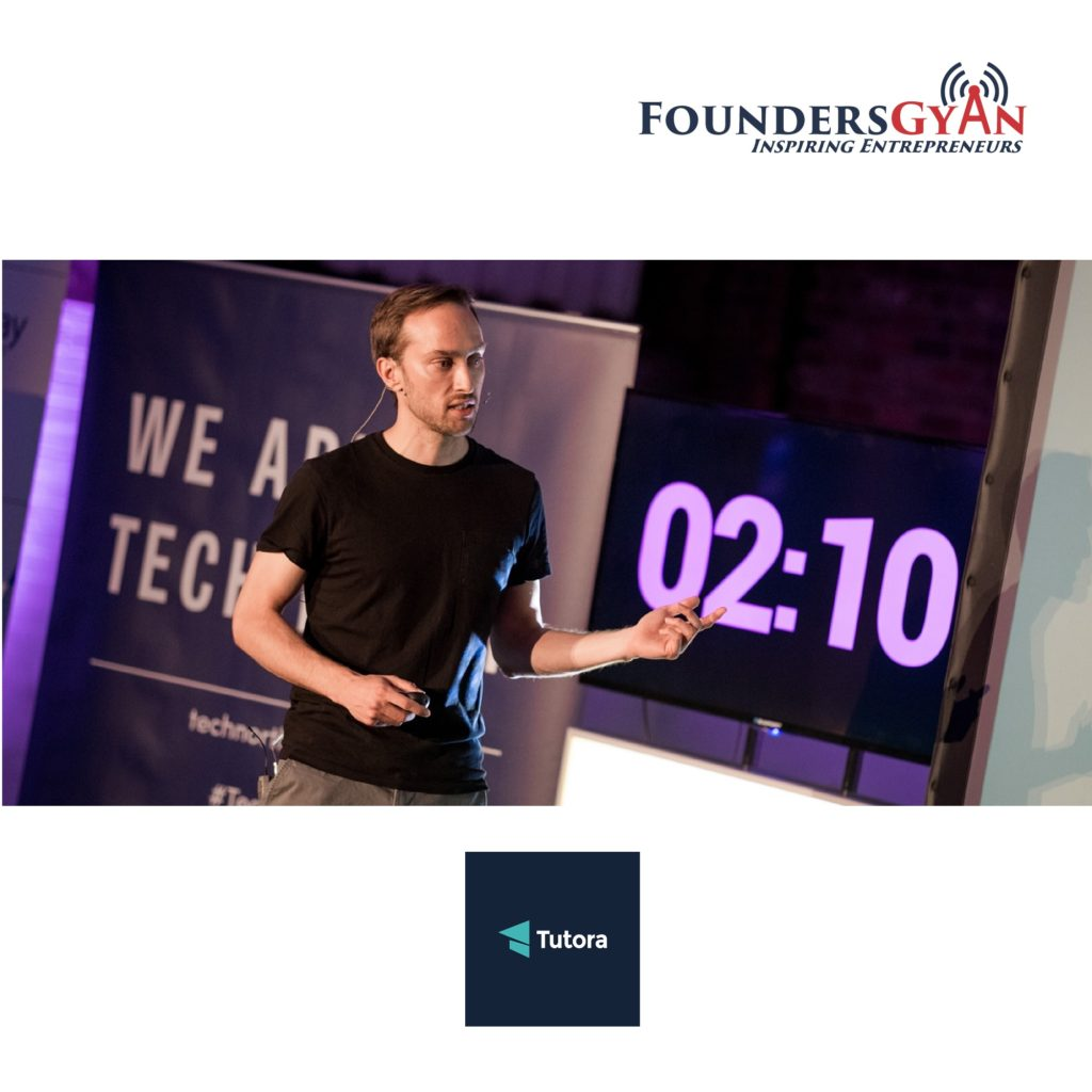 Crowd based equity funding for startups with Tutora founder Woody